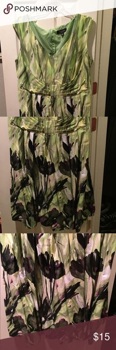 Women's Dress from Dillard's. Size 22W. Super cute dress. Great for Easter or other dressy occasions. Size 22W. Perceptions  Dresses
