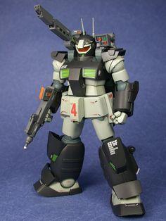 RX-77-4 Guncannon II