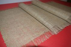 Natural Hessian Burlap Table Runner Rustic Vintage Party Christmas Decoration | eBay