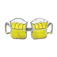 <p>These Beer Mug Fanci-Frames are sure to get everyone's attention at your next Oktoberfest bash! (6 pkgs) (1/pkg). Full head size. These discount Oktoberfest Party Supplies are the perfect way to celebrate Oktoberfest this year!</p>