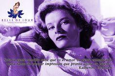 Katharine Houghton Hepburn (1907-2003) fue una actriz estadounidense, la única en ganar cuatro premios Óscar y una de las más nominadas con doce candidaturas. Célebre por la combinación única de talento, belleza distinguida y espíritu independiente.