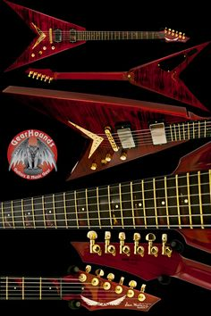 Dave Mustaine Guitar, Dean Dave Mustaine, Music Guitar, Cool Guitar, Playing Guitar, Dean Guitars, Acoustic Guitars, Signature Guitar, Custom Electric Guitars
