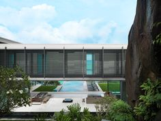 Interview: Adrian McCarroll on Building Villa Amanzi in an Ope...
