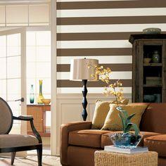 geraumiges dekoideen wohnzimmer lila inspiration images der edadddbd wall stripes stripe walls