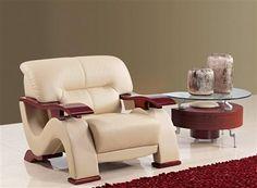 Global Furniture Chair GL-U2033-CPN-CH