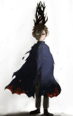 omg this is one of my new fav fanart. Just look at his eyes and the empty background - Beast!wirt by tunaniverse.deviantart.com on @DeviantArt