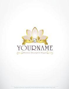 Exclusive Logo store – Lotus logo design