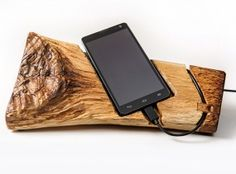 iPhone Stand Smartphone Stand iphone Dock Wood iPhone Stand Iphone Docking Station Wood Phone Dock iPhone Charging Station Eco friendly