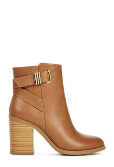 PALLAVI Schuhe in COGNAC - günstig kaufen bei JustFab