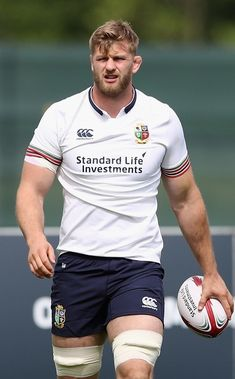 Giants, Cowboys, Football, Rugby and Life Hot Rugby Players, Football Players, British And Irish Lions, Rugby Men, Rugby Sport, Beautiful Athletes, Biker, Beefy Men, Ginger Men