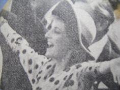 23 July 1986 Princess Diana at the wedding of Sarah and Andrew