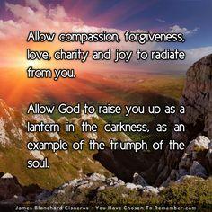 Inspirational Quote About Shining Your Soul Qualities #soul #forgive #joy #God  #awakening