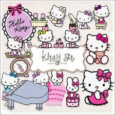 "Free ""Hello Kitty"" set by Nearestoreblog"