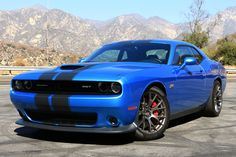 dodge challenger srt review