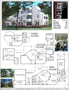 Urban House Plan D3192