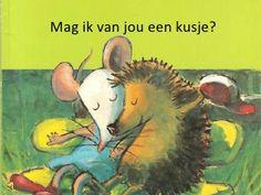 Digitaal prentenboek: Mag Ik Van Jou Een Kusje, Powerpoint verhaal over verliefd…
