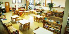Montessori Classroom Setup Classroom environment
