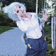 Best Juuzo cosplay I have ever seen by anzujaamu.