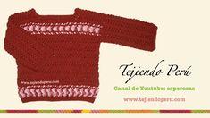 Cómo tejer una chompa o sweater para damas en horquilla (hairpin lace)