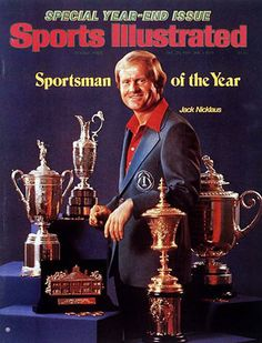 20 Best #JackNicklaus Sports Illustrated Covers images in
