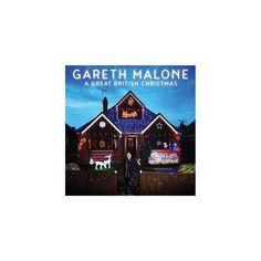 Gareth Malone & Gareth Malone's Voices - Great British Christmas (CD)
