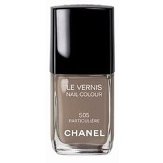 Chanel Le Vernis Nail Polish in Particuliere - Beautiful color that looks great on every skin tone.