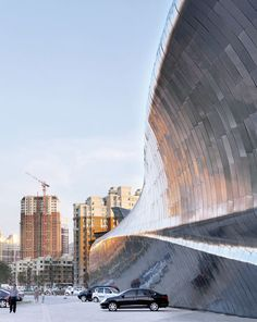Wood Sculpture Museum MAD architects | Chinese Contemporary Architecture