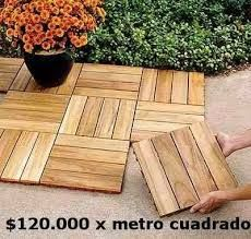 1000 images about ideas para el hogar on pinterest for Pisos exteriores
