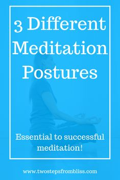 Meditation Posture: 10 Tips For How To Sit In Meditation | Two Steps From Bliss | Restlessness, fidgeting, itching, pain and discomfort. Have you ever experienced any of these? In this post, we'll explore 10 tips for how to sit in meditation so you can get the most out of your practice. We'll also explore three different meditation postures for you to experiment with. #twostepsfrombliss #postureformeditation #meditatingpose Free Meditation, Meditation Benefits, Meditation Practices, Spiritual Practices, Spiritual Eyes, Spiritual Growth, Spiritual Awakening, How To Sit Properly, Experiment