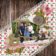 Created using The Digicrafter Family Life http://www.thedigichick.com/shop/Family-Life.html #TheDigiCrafter #TheDigiChick #DigitalScrapbookLayout
