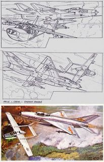 Bear Alley: Roy Cross and his Airfix Dogfight Doubles