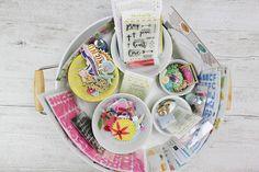 Citrus Twist Kits: Tuesday Tutorial with Emma Wood - Organizing your stash