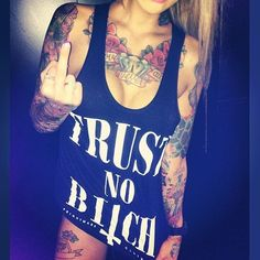 just wanna cover my body in tatoos and not give a crappppp :)