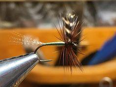 16,18 3 x CDC Orange Midge dry truite fly tailles 14 disponible