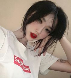 ulzzang girl and boy Ulzzang Korean Girl, Cute Korean Girl, Cute Asian Girls, Cute Girls, Korean Beauty, Asian Beauty, Ullzang Girls, Ulzzang Makeup, Chica Cool