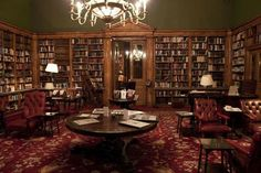 Private Library Club - London