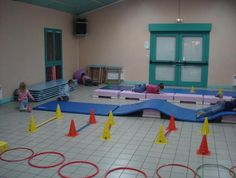 Motor Activities, Physical Activities, Activities For Kids, Mini Gym, Grande Section, Baby Gym, Gross Motor, Pre School, Fun Games