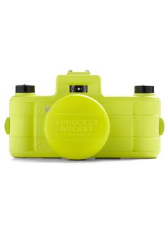 Broaden your photographic horizons with this ultra-wide angle addition to the Lomography collection of analog cameras - the Sprocket Rocket! Designed to take eighteen panoramic photos on a typical thirty six-shot roll, the Sprocket Rocket allows you to catch all the action, scenery, or city with or without the added character of exposed sprocket holes. With settings to create typical photos in sun or shade, as well as long and multiple exposures, and even wind your film backwards, the…