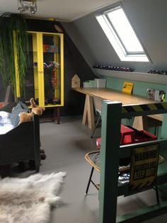 Stoere jongenskamers / boys room