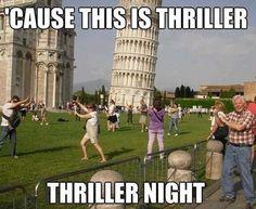 'Cause this is thriller - Meme Bild   Webfail - Fail Bilder und Fail Videos