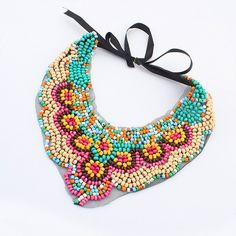 Bohemian Colors Necklace