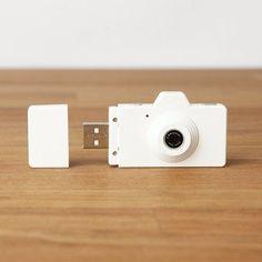 Clap camera