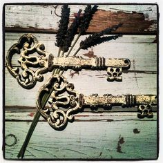 Decorative Old Keys