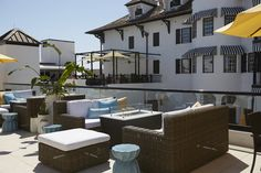 The Pearl Hotel features a beach setting, old-world architecture, unmatched amenities and an extraordinary ambiance in Rosemary Beach, Florida Havana Beach, Coast Hotels, Rooftop Lounge, Outdoor Pool, Outdoor Decor, Rosemary Beach, Panama City Panama, Old World, Florida