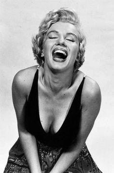 Marilyn Monroe - 1952 - Photo by Philippe Halsman