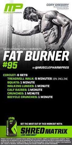 Fat burner #95
