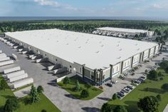 CT Realty is about to put up another industrial development in the bulging Alliance submarket. Industrial Development, Grand Prairie, Southport, Real Estate Development, Commercial Real Estate, The Expanse, East Coast, Square Feet, Warehouse