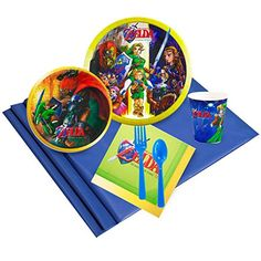 The Legend of Zelda Just Because Party Pack for 8 BirthdayExpress http://www.amazon.com/dp/B00NY58BGS/ref=cm_sw_r_pi_dp_qrWWub0GT3C93