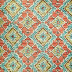 A9680 Tangerine | Greenhouse Fabrics
