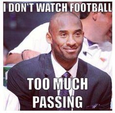 Kobe Memes, Funny Nba Memes, Funny Basketball Memes, Nfl Memes, Football Memes, Really Funny Memes, Stupid Funny Memes, Funny Relatable Memes, Basketball Quotes